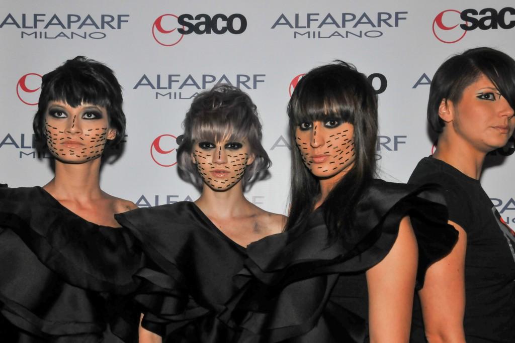 Modelos 2_Evento Alfaparf e Saco Academy