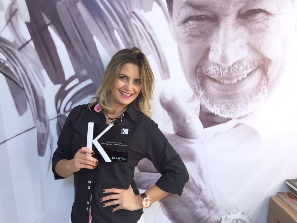 Walter's Coiffeur - Sandra Oliveira. Prêmio Expert K