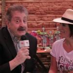 Hugo Turovelzky entrevista a atriz Glória Pires no Dia Bemglô. Confira!