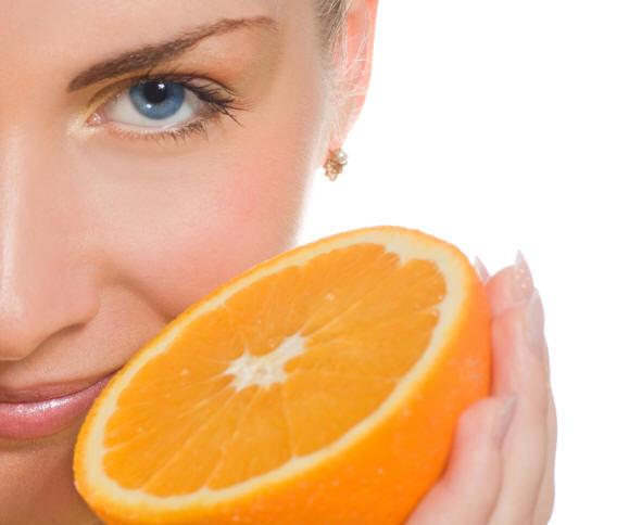 vitamina para a pele
