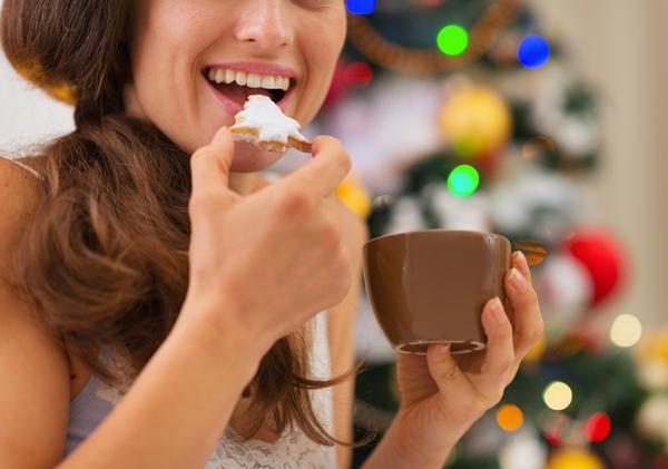 alimentação no natal
