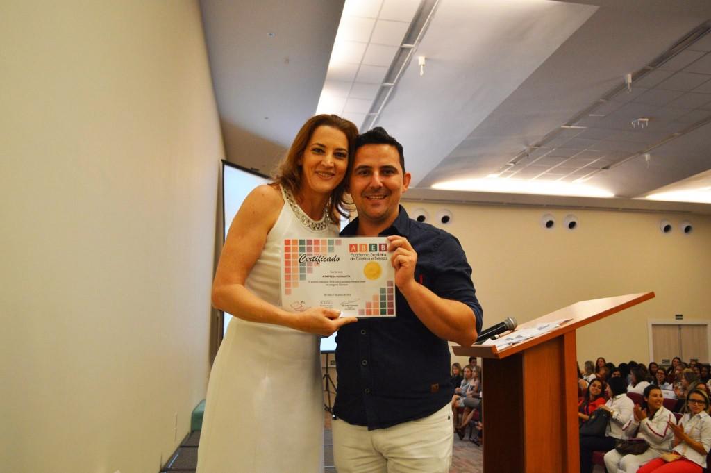 Isabel e Everton Lopes- Prêmio