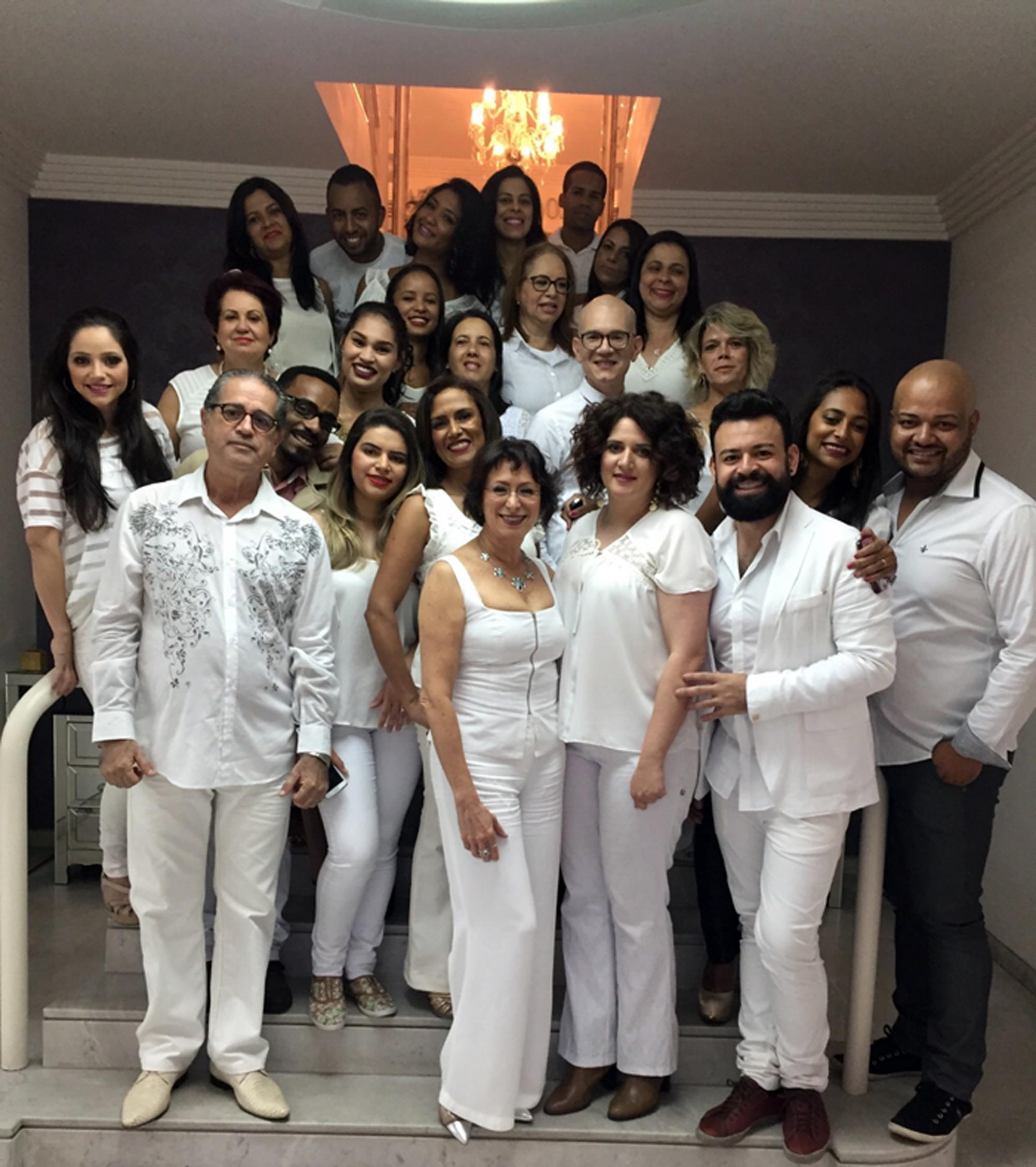 Paulo Cordeiro e equipe