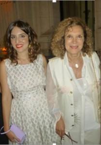 Chloé Gaya, makeup artist (SP) e Janine Goosens, empresária