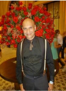 Mauricio Pina, hairstylist (SP)
