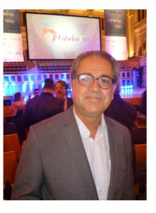 Paulo Cordeiro, presidente da Intercoiffure Brasil
