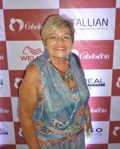 Sonia Nesi, hairstylist (RJ)