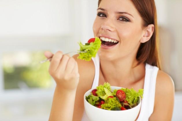salada mulher