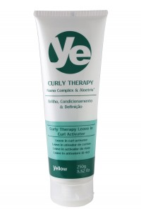 YE CURLY THERAPY LEAVE IN ATIVADOR DE CACHOS - R$ 39,10